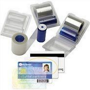 Datacard ImageCard II Laminates and Overlays Picture