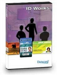 Datacard ID Works Identification Software - Basic Picture