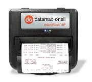 Datamax-O'Neil 4te microFlash Portable Printers Picture