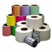 Datamax-O'Neil 8 Inch Wide Thermal Transfer Labels Picture