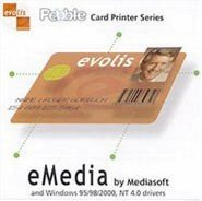 Evolis eMedia Card Designer Software Picture
