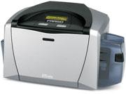 Fargo DTC400e ID Card Printers Picture