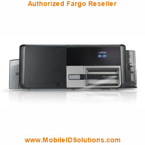 Fargo DTC5500LMX ID Card Printer Photo