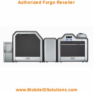 Fargo HDP5600 ID Card Printer Photo