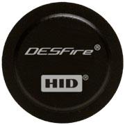HID FlexSmart 1455 DESFire Tags Picture