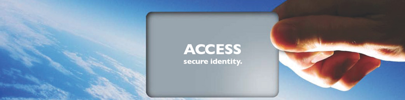 HID Access Secure Identity Logo