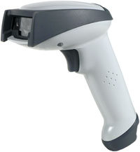Honeywell 3820 Cordless Barcode Scanner Photo