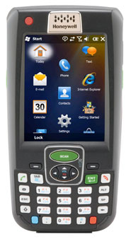 Honeywell 9700 Mobile Computers