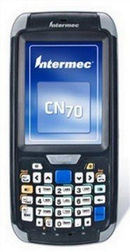 Intermec CN70 Ultra-Rugged Handheld Computer Photo