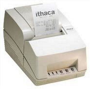Ithaca 154 Receipt Journal Validation Printers Picture