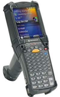 Motorola MC9190-G Handheld Computer Photo