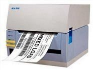 Sato CT412i Barcode Label Printers Picture