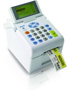Sato TH208 Mobile Thermal Printer Picture