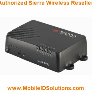Sierra Wireless AirLink MP70 Vehicle Cellular Routers Photo