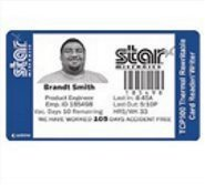 Star Micronics ID Card Stock Picture