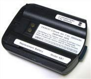 SWP Intermec CK30 Replacement Batteries Picture