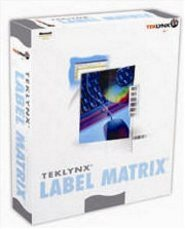 Teklynx LabelMatrix Standard Edition Software Picture