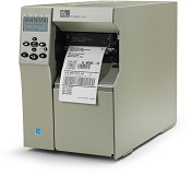 Zebra 105SLPlus Barcode Label Printer Photo