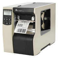 Zebra 140Xi4 Barcode Label Printer Photo