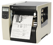 Zebra 220Xi4 Barcode Label Printer Photo