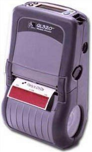 Zebra QL320 Mobile Label Printers Picture
