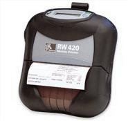Zebra RW420 Mobile Printer Photo