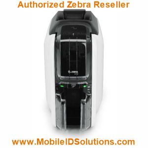Zebra ZC100 ID Card Printer