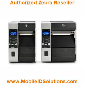 Zebra ZT610 and ZT620 Thermal Label Printers Photo