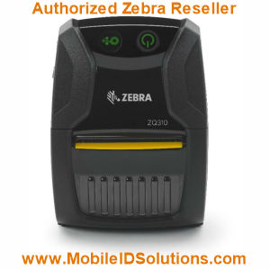 Zebra ZQ310 and ZQ320 Mobile Printers