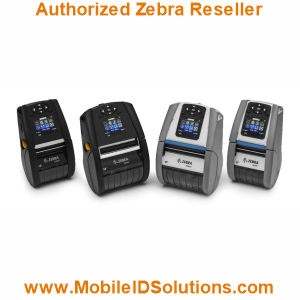 Zebra ZQ610 and ZQ620 Mobile Printers | Authorized Reseller