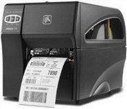 Zebra ZT220 Barcode Label Printers Picture