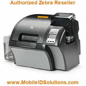 Zebra ZXP Series 9 ID Card Printer Photo